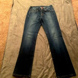 Lucky by Gene Montessano Classic Rider Jeans Sz 2